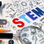 Drawing of STEM tools