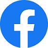 Round Facebook f-icon