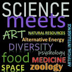 science meets logo