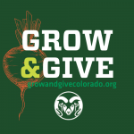 Grow & Give graphic